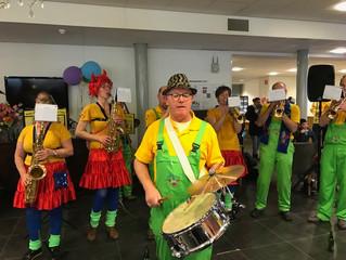 Carnavalsmiddag met De Blautuuters