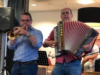Herman en Luc, een muzikale middag