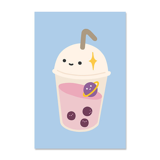 Magical Bubble Tea Prints