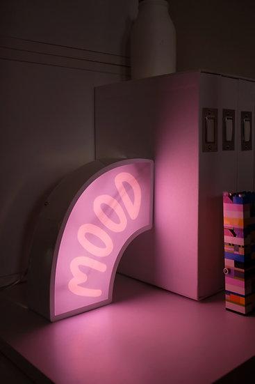 Moody Ribbon Ambient Light Box