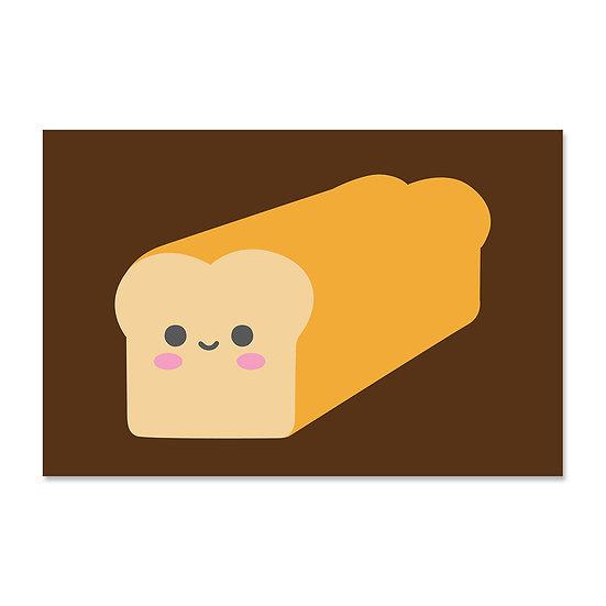 Comfortable Bread Loaf