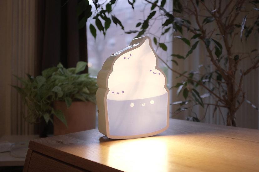 Soft Serve Ambient Light Box