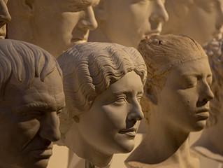 """Fotowalk """"Abgüsse klassischer Skulpturen"""""""