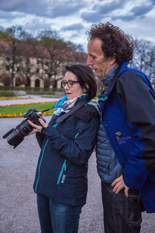 Fotowalk mit Benno Grieshaber