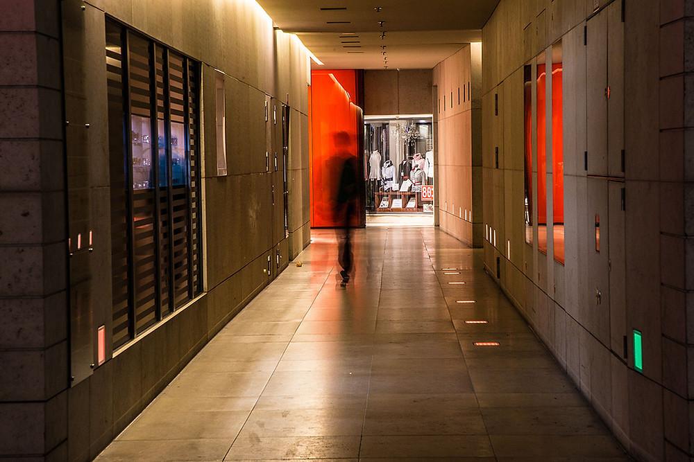 Passage an der Theatinerstraße