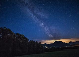 Sternschnuppen-Nacht