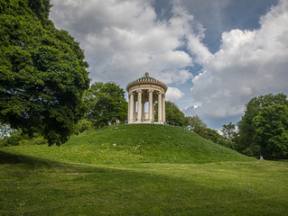Fotowalk Englischer Garten