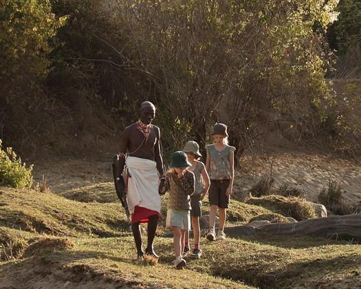 Maassi Tribe Cultural Interations
