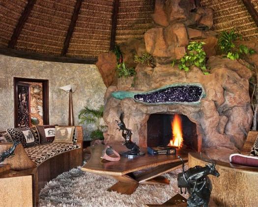 Ol Jogi Ranch Living Room