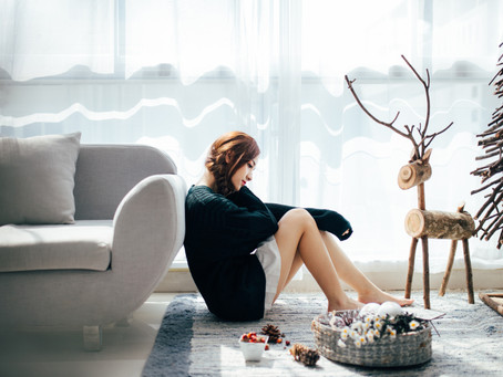Grief and the Holidays: 15 No Bullsh*t Tips to Cope