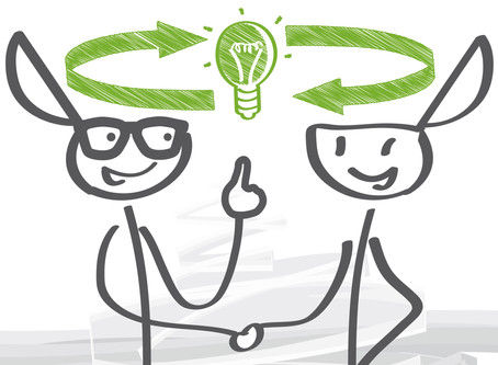Who is creative and innovative? How can ideas and solutions best be developed?