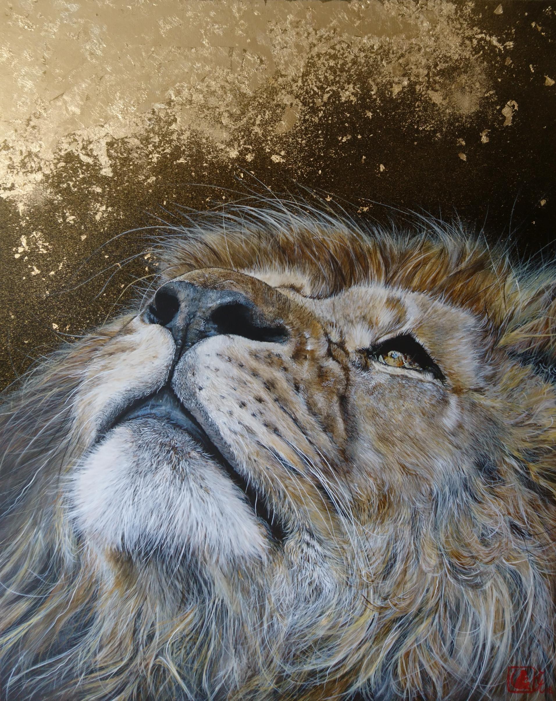 L'espoir (lion)
