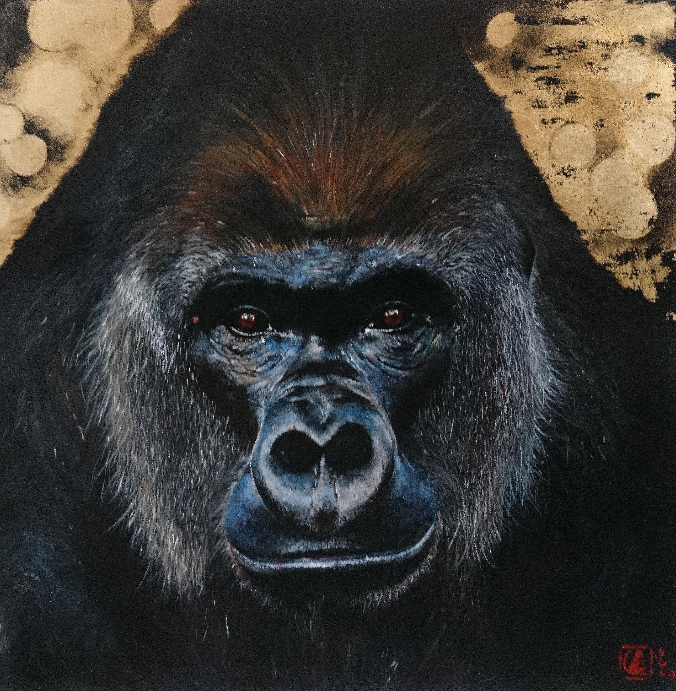 Kumbuka (le gorille)