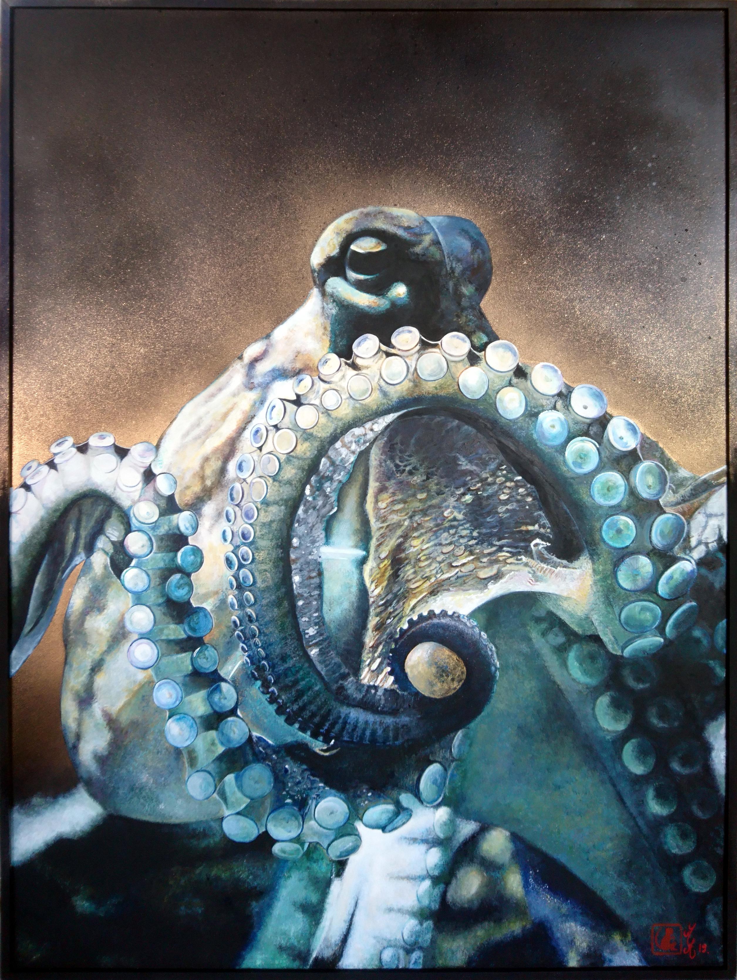 Octopus (Ier) et sa pépite