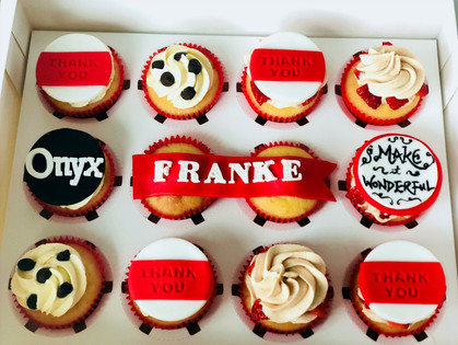 Cupcakes for Franke