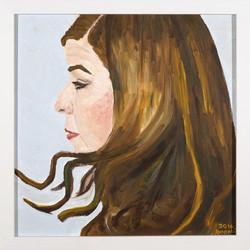 Selbstportrait Nr. 2