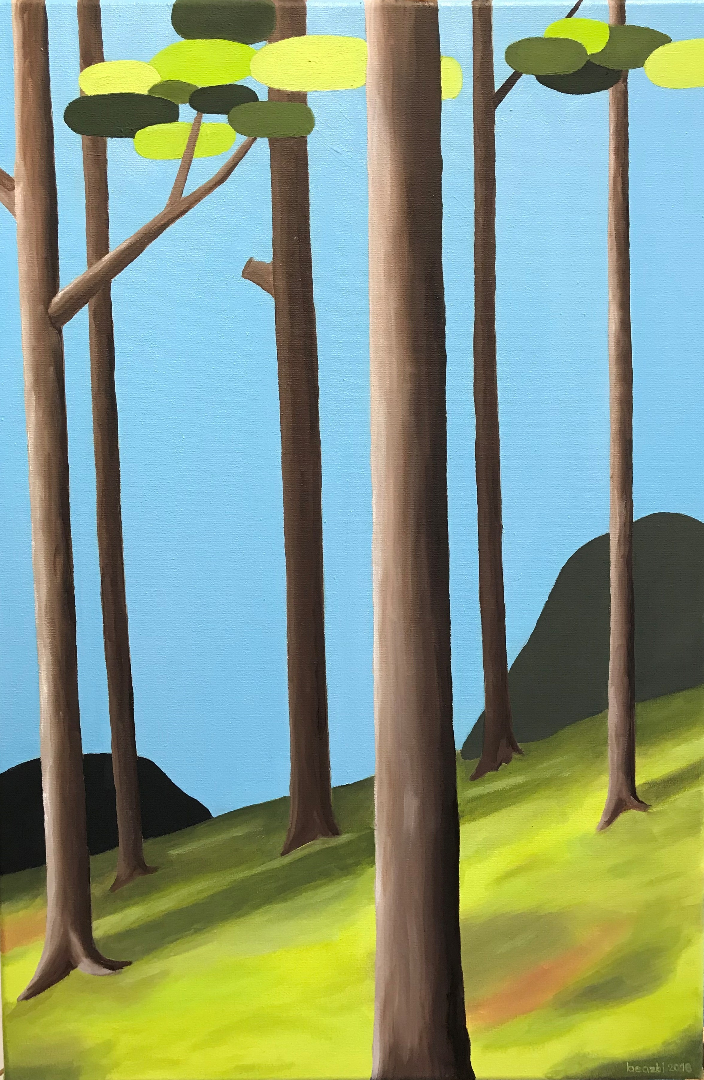 Schottischer Wald 2