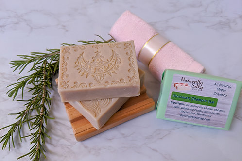 Rosemary Shampoo Bar (Normal Hair)