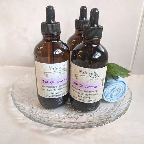 Body/Massage Oil