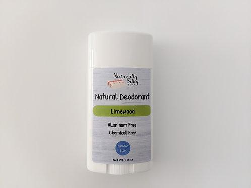 Limewood Deodorant