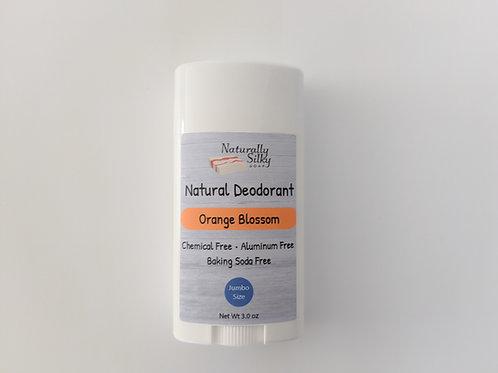Orange Blossom Baking Soda Free Deodorant