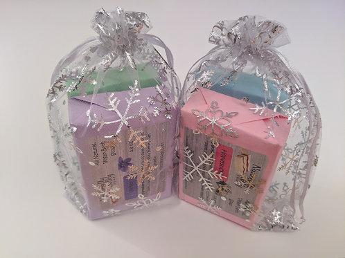 Silky Soap Christmas Bundle