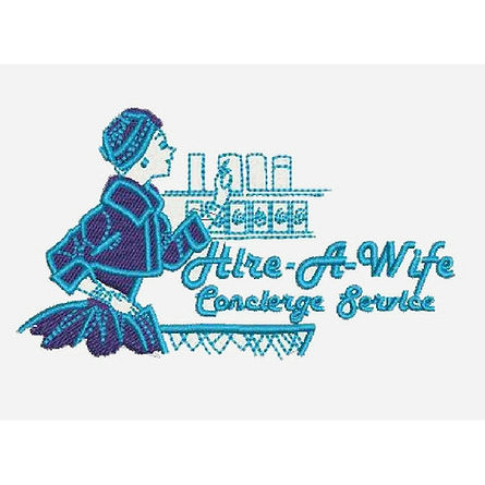 Hire a Wife LLC logo
