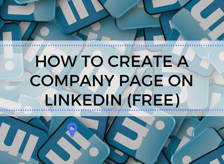 How to Create a Company Page on LinkedIn (FREE)