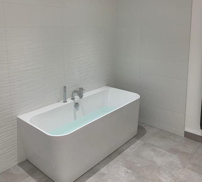 waters stone bath
