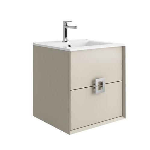 Aletta basin & vanity unit