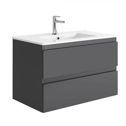 Catina basin & vanity unit