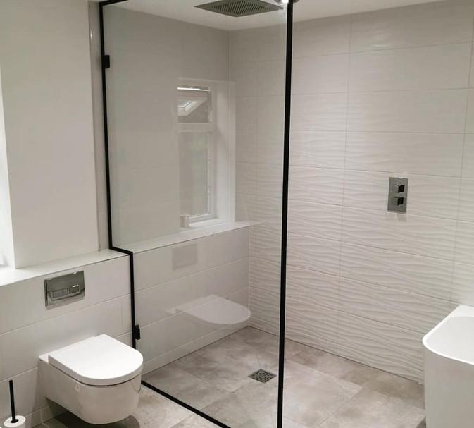 bespoke shower