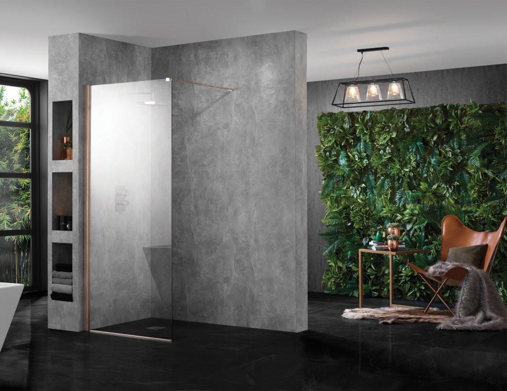 10mm glass wetroom panels