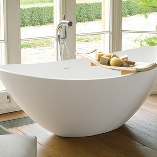 Freestanding Baths from Waters Baths of Ashbourne.