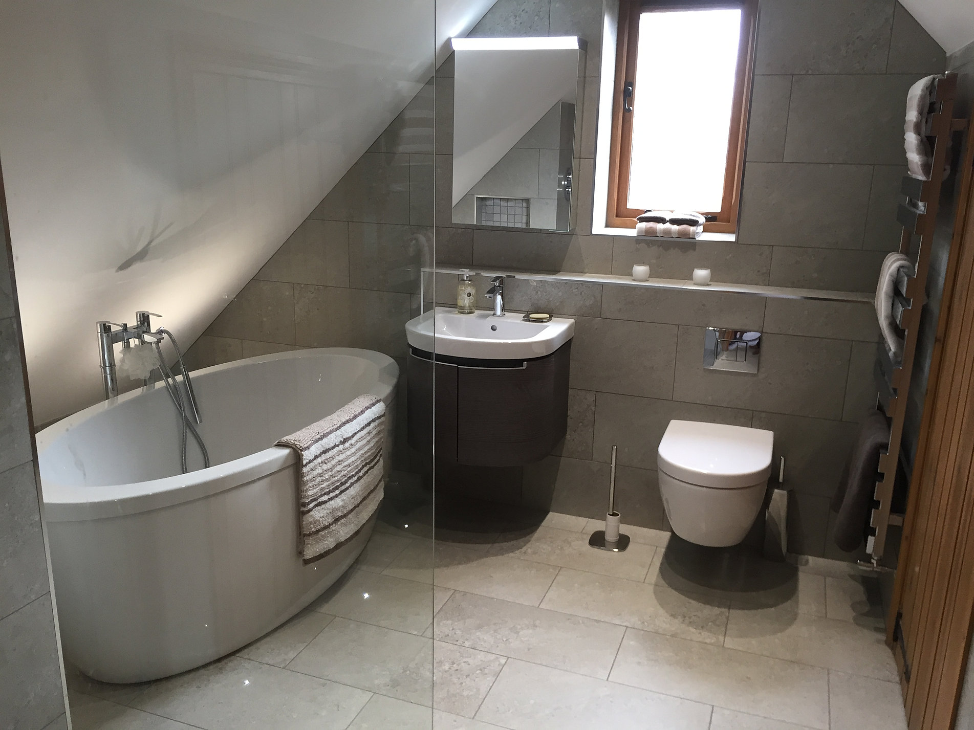Bathroom inspiration luxury bathrooms bathart for Bathrooms for small bathrooms