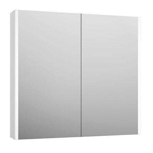 Lustre mirror cabinet