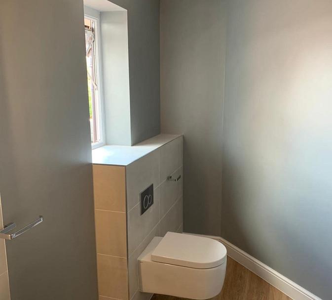 wall mounted pan