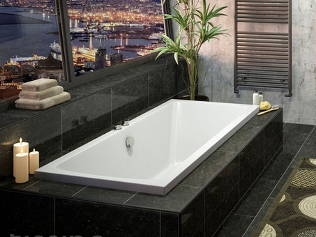 New range of baths