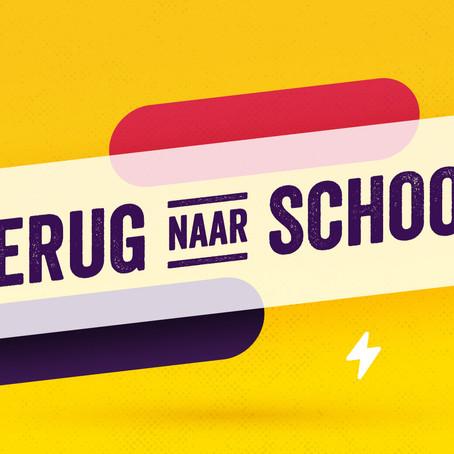 Een nieuw jaar, een nieuwe schoolkrant.