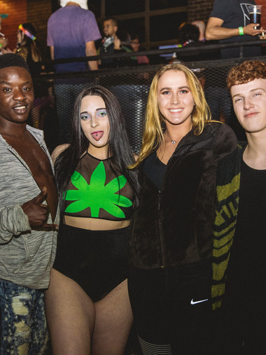 Happy Clouds 420 | Southside Ballroom