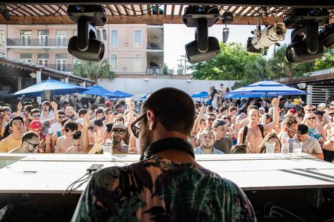 Corona Electric Beach | Sisu Day Club | Dallas, Texas