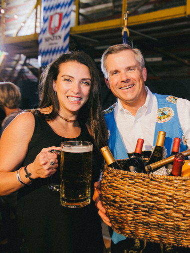 Oktoberfest | Panther Island Pavillion | Fort Worth, Texas