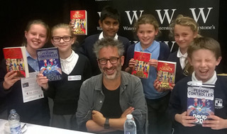 Baddiel launches this year's DBA!