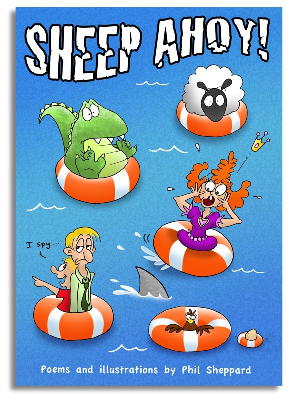 'Sheep Ahoy' book cover