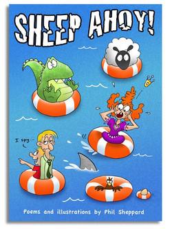 'Sheep Ahoy' book cover