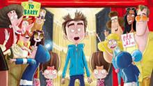 David Baddiel 'The Parent Agency' review... celebrity vs 'proper' authors