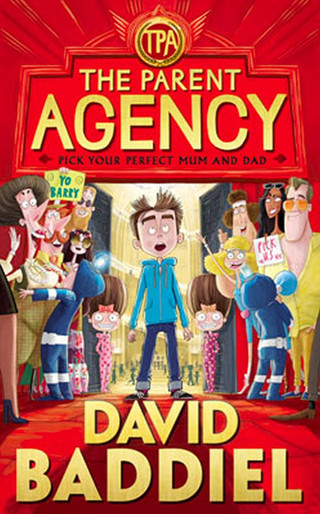 David Baddiel 'The Parent Agency' review... celebrity vs 'proper' authors