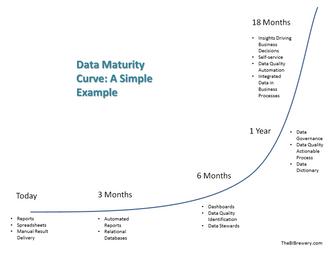 Data Maturity - A Work In Progress