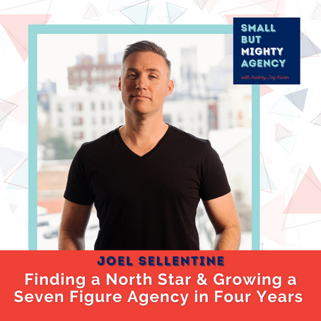 Joel Sellentine: Finding a North Star & Growing a Seven Figure Agency in Four Years