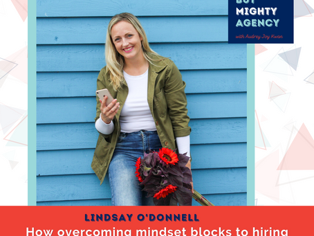 Lindsay O'Donnell: How to break the ceiling on sales goal by overcoming mindset blocks